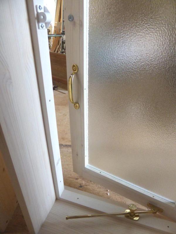 片開き室内窓・簡易仕様