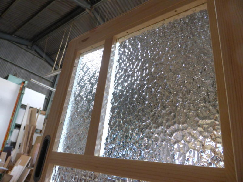 室内窓ガラス(モニュメント・小)