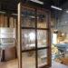 アンティーク調ガラスの大型FIX窓-264