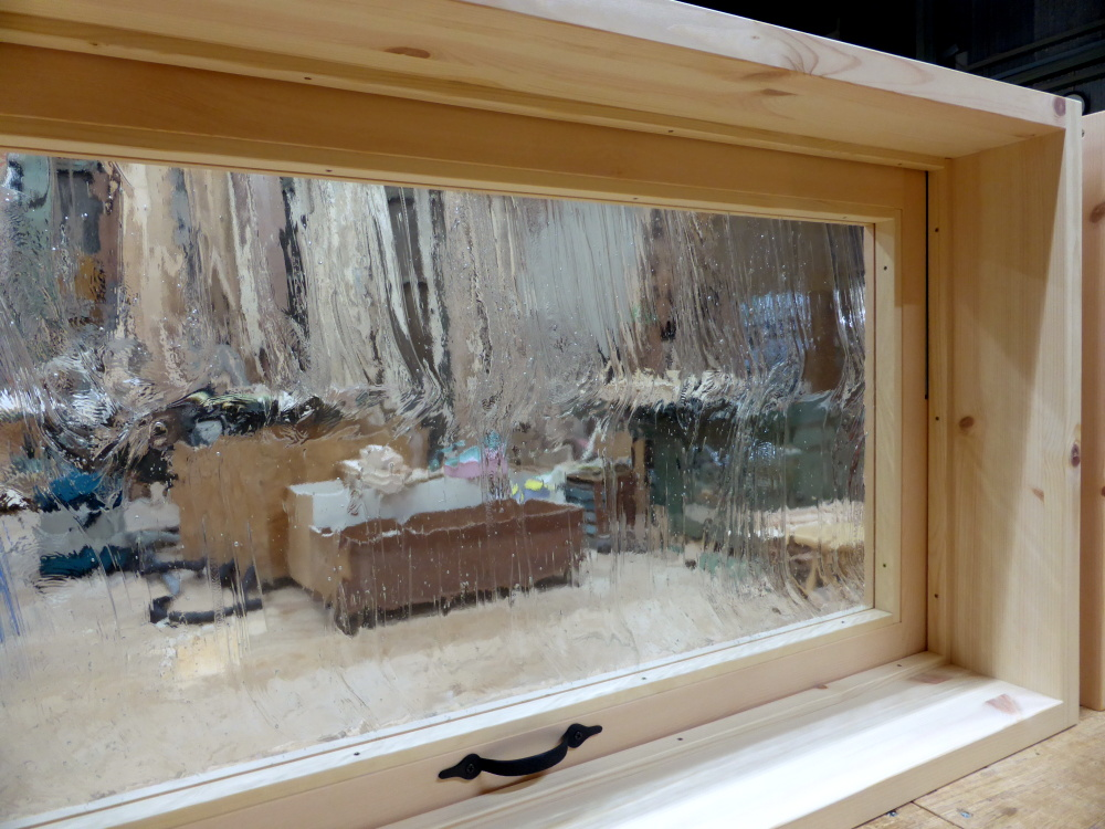 滑り出し窓(内側)