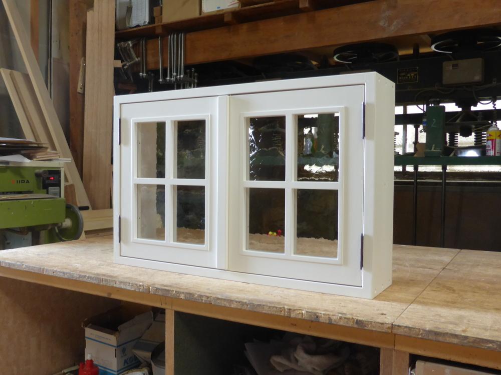 2枚観音開き窓(外側1)