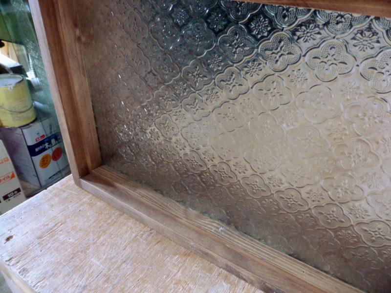 フローラガラスのFIX窓(ガラス詳細)