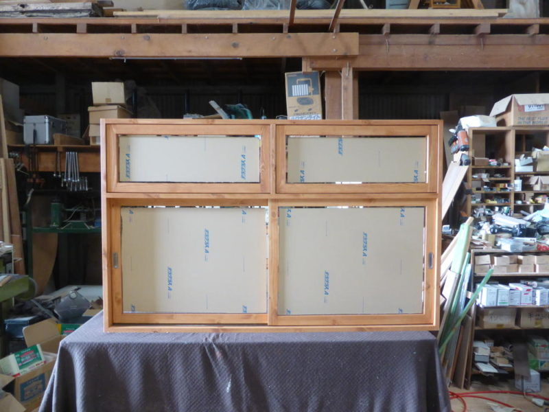 木製室内窓(オーダーメイド)