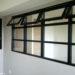 複合型室内窓、上段滑り出し中下段FIX/okamoku